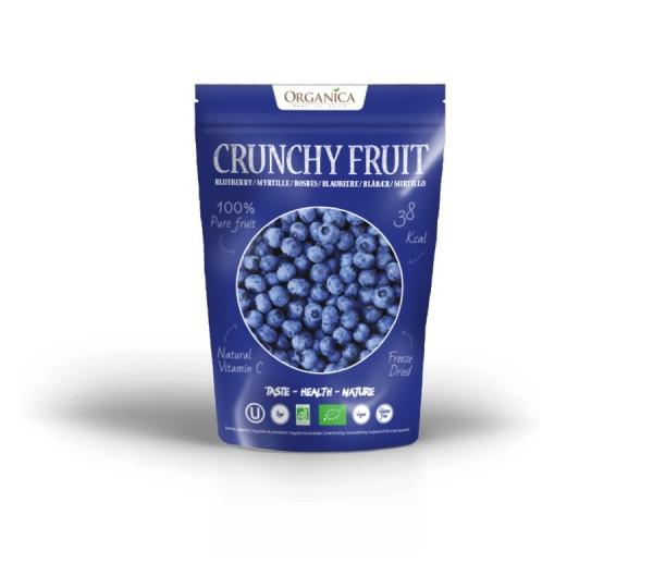 Crunchy Fruit Blaubeeren 16 g