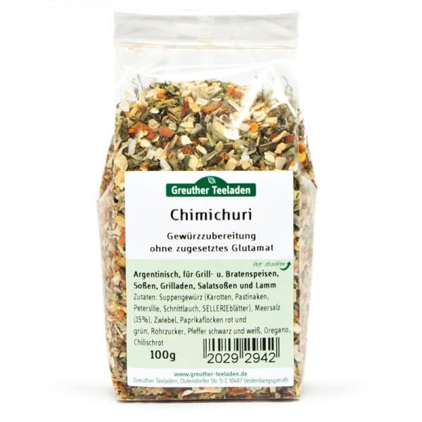 Nachfüllbeutel Gourmet-Gewürze Chimichurri