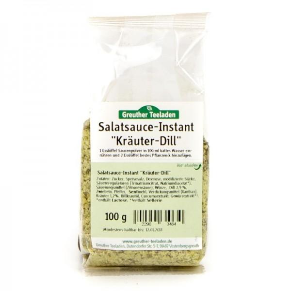"Salatsauce Instant ""Kräuter-Dill"
