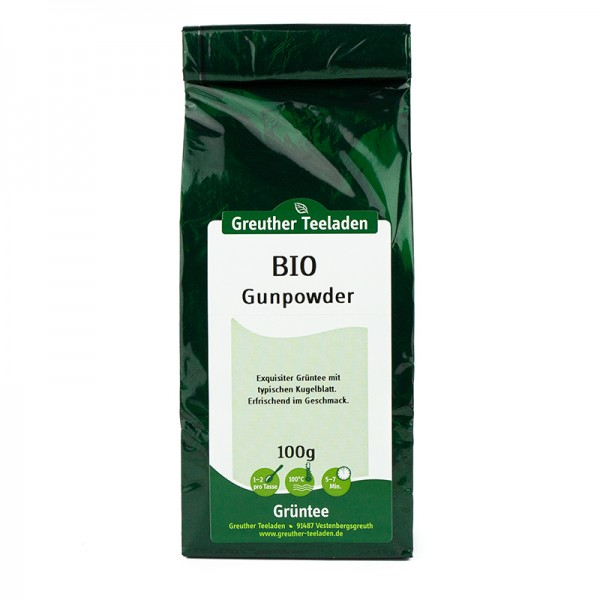 Bio Gunpowder