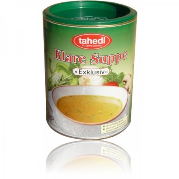 Klare Suppe Exklusiv
