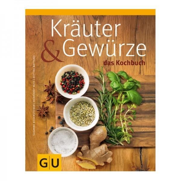 Kräuter & Gewürze Kochbuch