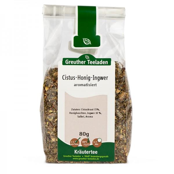 Cistus-Honig-Ingwer