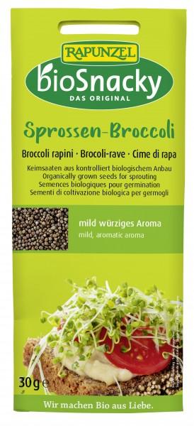 BIO Snacky Sprossen-Broccoli 30 g