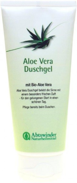 Aloe Vera Duschgel