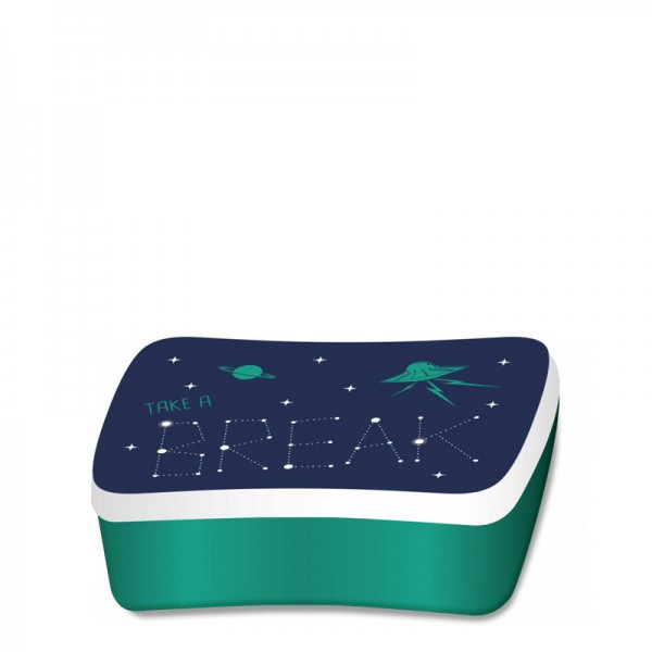 Bamboofriends Lunchbox - Space