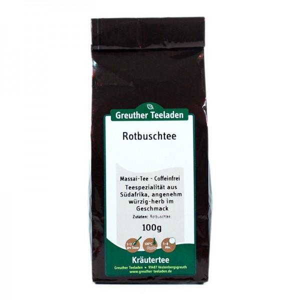 Rotbuschtee Massai-Tee