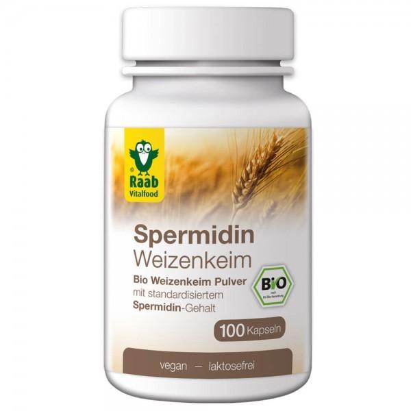 Spermidin Kapseln a 600 mg (100St.)