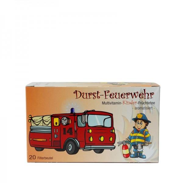 """Kinderfrüchtetee """"Durst-Feuerwehr"""" 20 Beutel"""