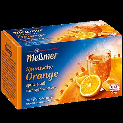 Spanische Orange arom. 20 Beutel
