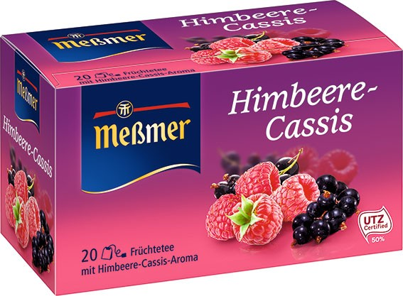 Himbeere-Cassis