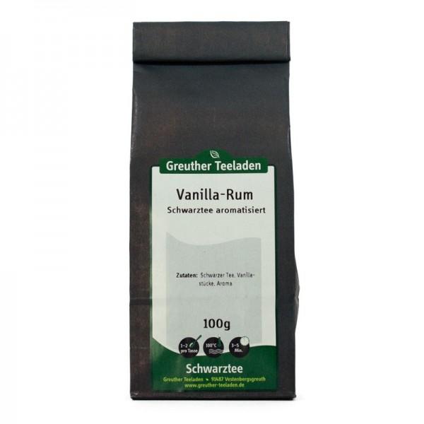 Vanilla-Rum
