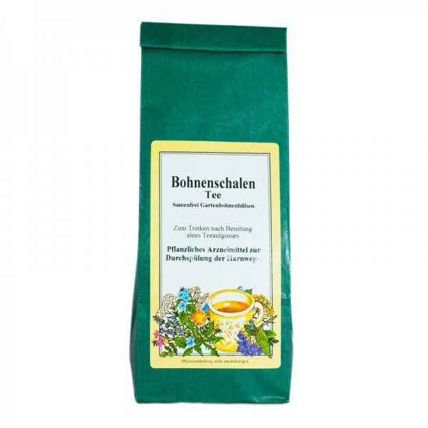 Bohnenschalen-Tee