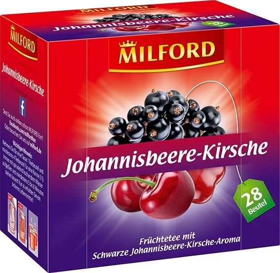 Johannisbeere-Kirsche