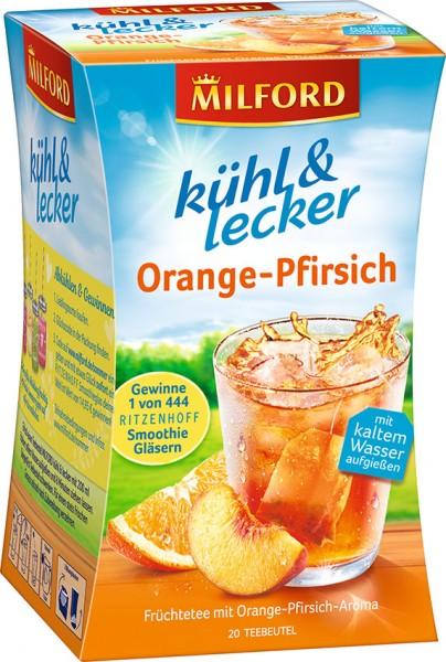 kühl & lecker | Orange-Pfirsich