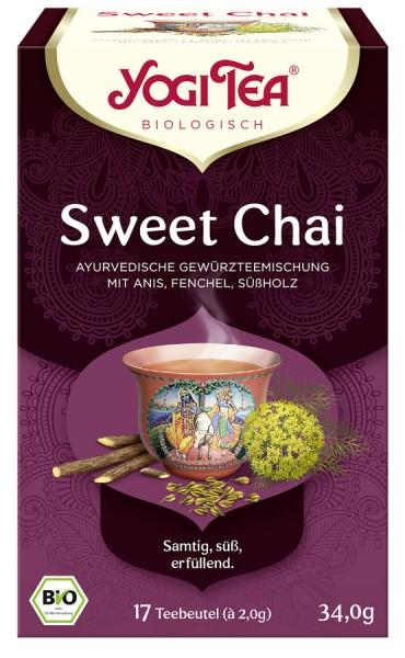 Yogi Tea® Sweet Chai
