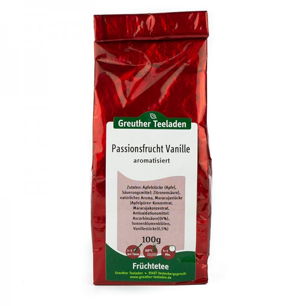 Passionsfrucht Vanille 100g