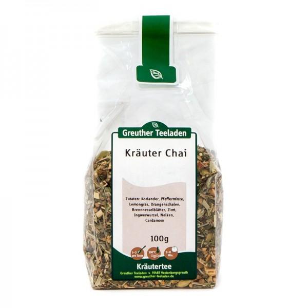 Kräuter Chai