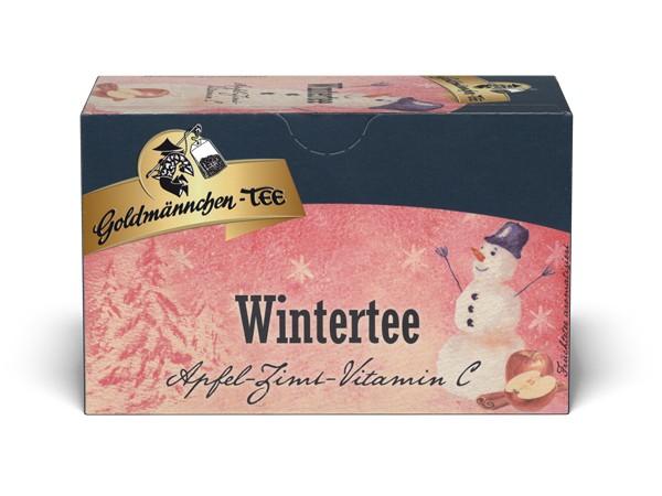 Wintertee Apfel-Zimt