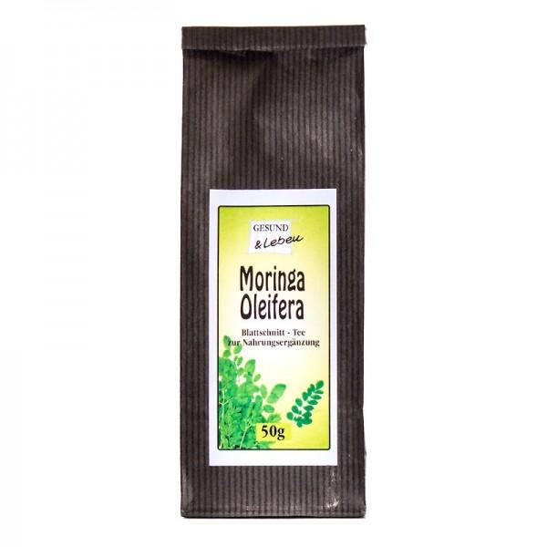 Moringa Oleifera Blattschnitt-Tee