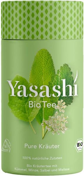 Bio Yasashi Pure Kräuter
