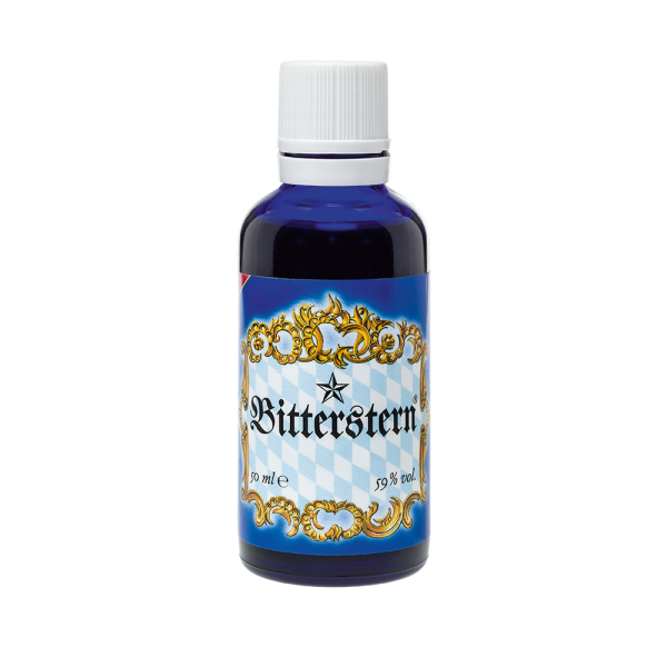 Bitterstern® 50ml - 59% vol.