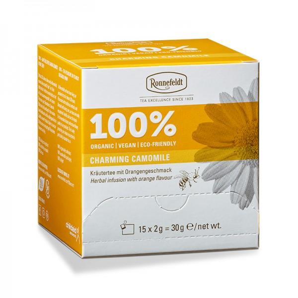 100% Charming Camomile, 15 Btl. a 2g