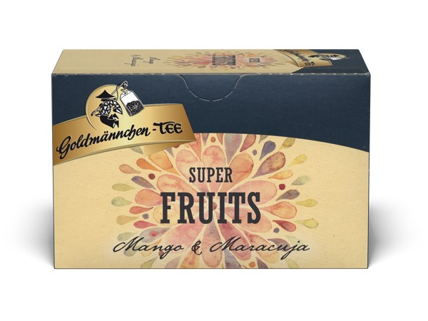 Super Fruits mit Mango & Maracuja