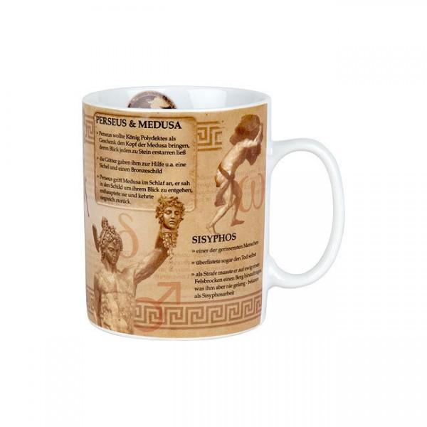 Mythologie - Wissensbecher