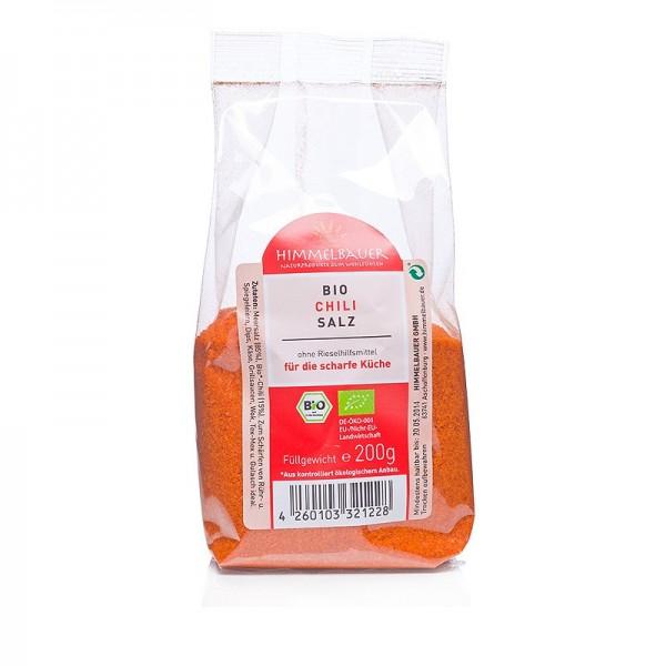 Bio Chili Salz