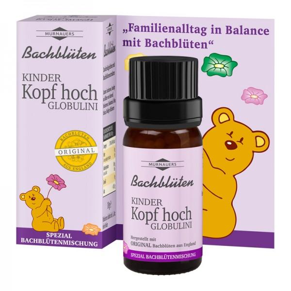 Bachblüten Original Kinder Kopf Hoch Globolini 10g