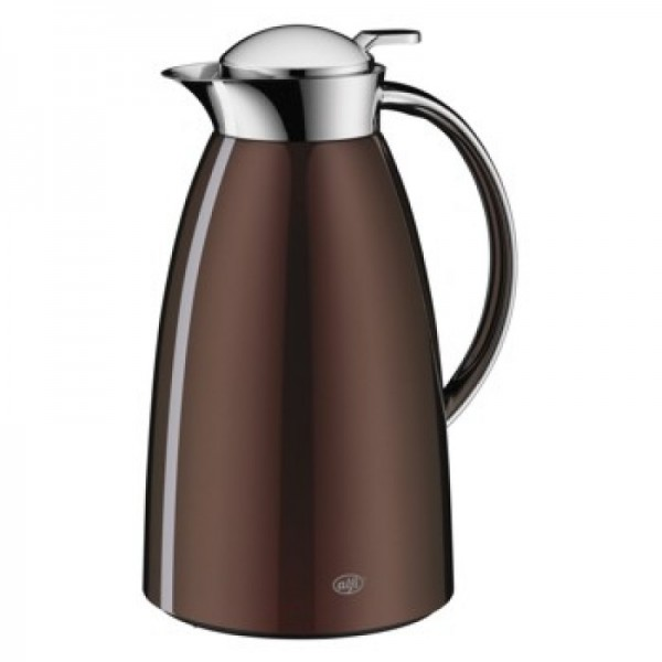 alfi Isolierkanne Gusto Metall, hot chocolate 1,0 l