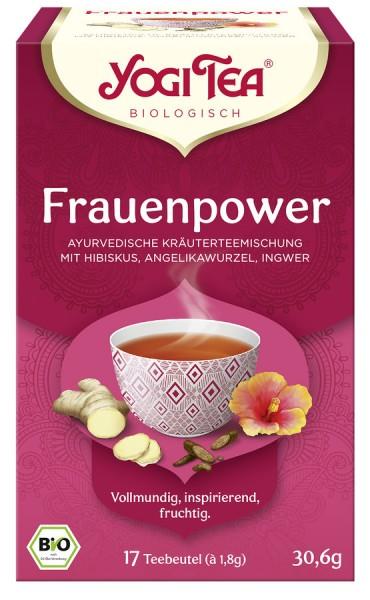 Yogi Tea® Frauen Power