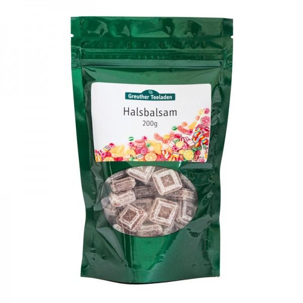 Hals-Balsam Bonbons mit Salbei