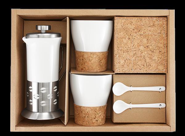 Kaffee-Set - 5-tlg.