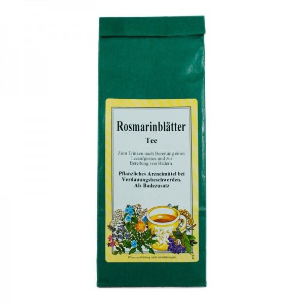 Rosmarinblätter Tee