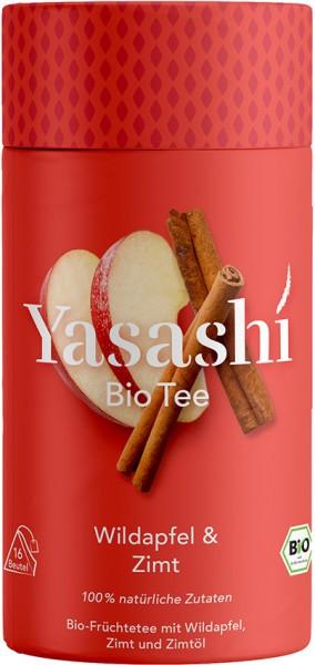 Bio Yasashi Wildapfel & Zimt