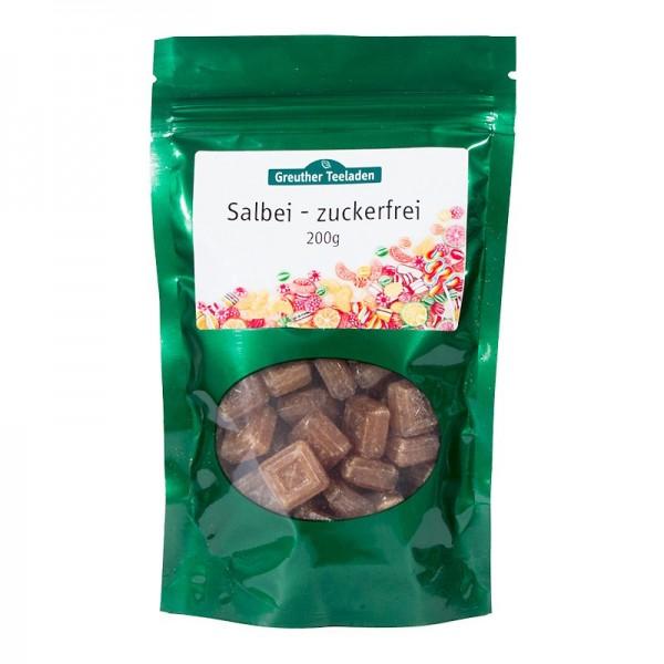 Salbei Bonbons, zuckerfrei
