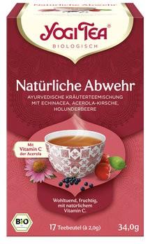 Yogi Tea® Natürliche Abwehr