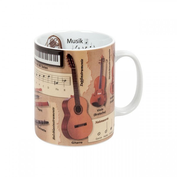 Musik - Wissensbecher