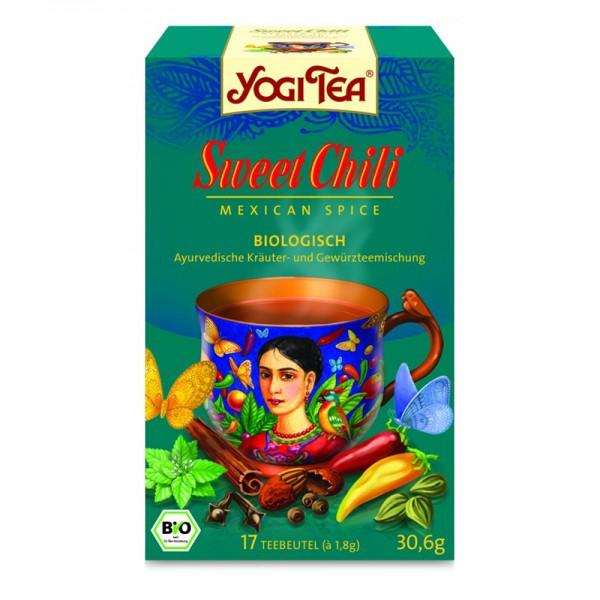 Yogi Tea® Sweet Chili