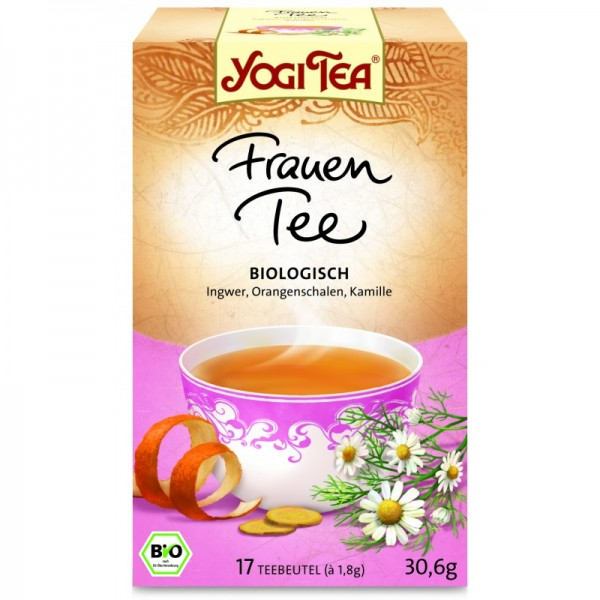 Yogi Tea® Frauen Tee