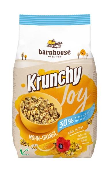 BIO Krunchy Joy Mohn-Orange