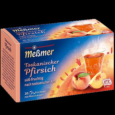Toskanischer Pfirsich arom. 20 Beutel
