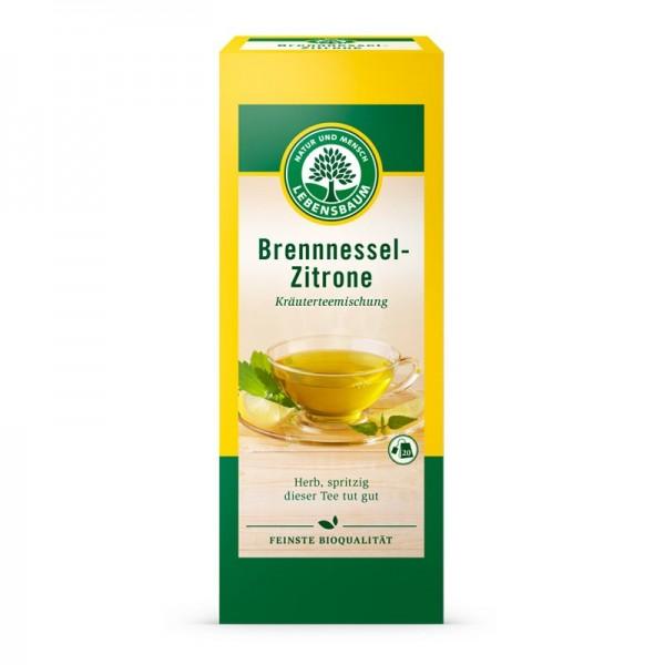 Brennnessel-Zitrone