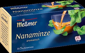 Kräutertee Nanaminze