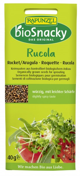 BIO Snacky Rucula-Samen 40 g