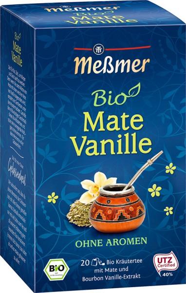 BIO Kräutertee Mate-Vanille 20 Btl.