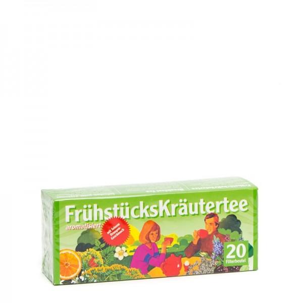 Frühstücks-Kräutertee