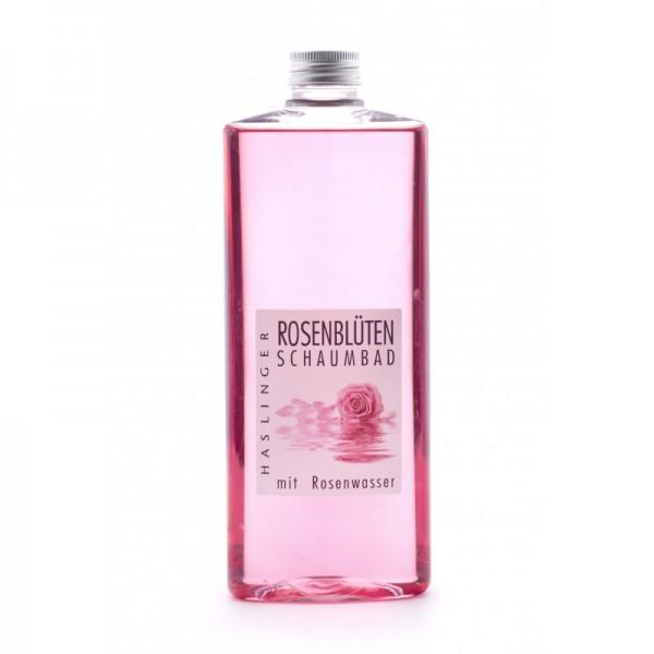 Rosenblüten Schaumbad